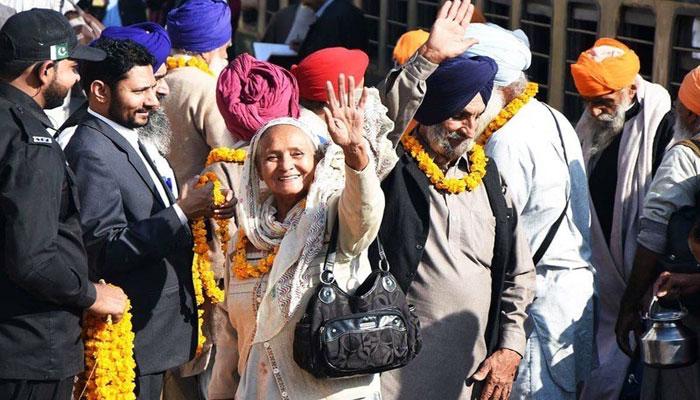 Sikhs pilgrims excited over Pakistan's decision to open Kartarpur border