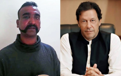PM Imran says Pakistan to release Indian pilot tomorrow as peace gesture