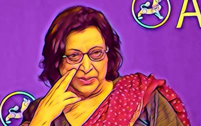 Celebrating Fahmida Riaz in Delhi