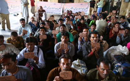 Pakistan released 360 Indian prisoners in April