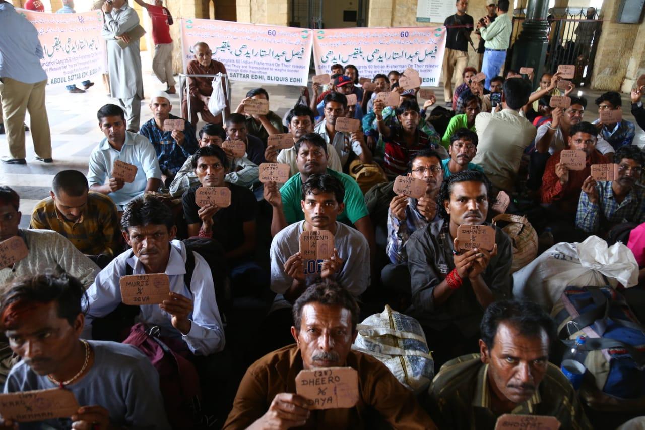 Pakistan released 360 Indian prisoners in April
