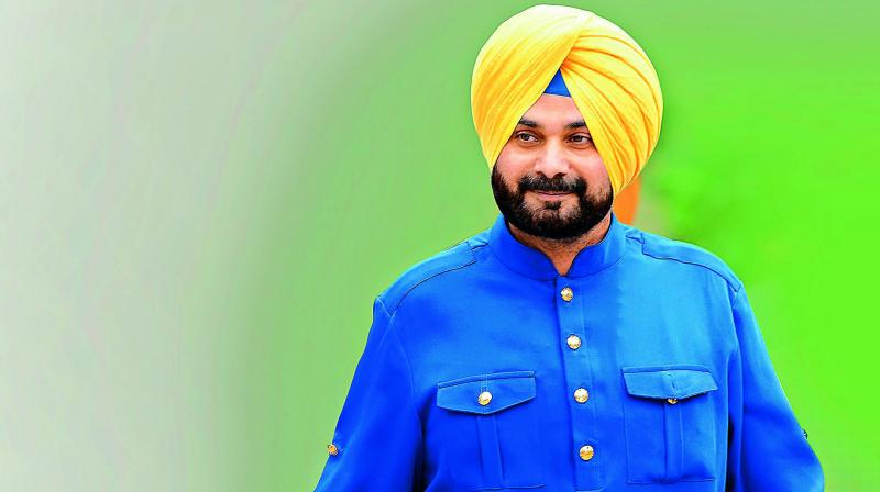 Kartarpur Corridor inauguration: Pakistan grants Visa to Navjot Singh Sidhu, acceptance from center awaits