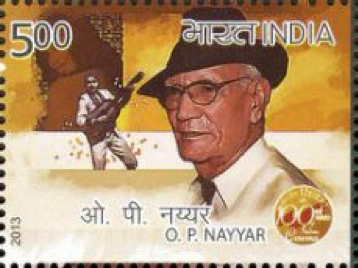 Commemorative postal stamp issued in May 2013