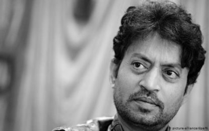 The idea of Irrfan