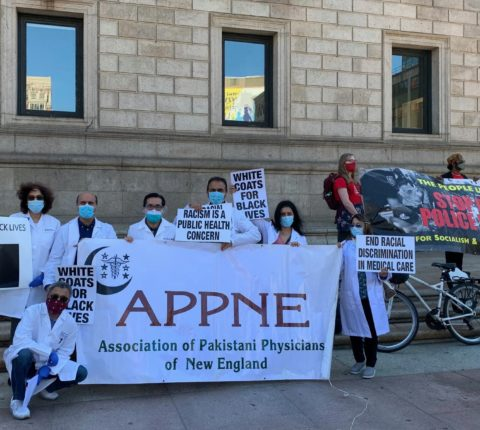 In the US, Indian, Pakistani doctors united against racism