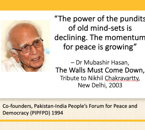 India-Pakistan dialogue must continue, say peace activists at virtual brainstorming session