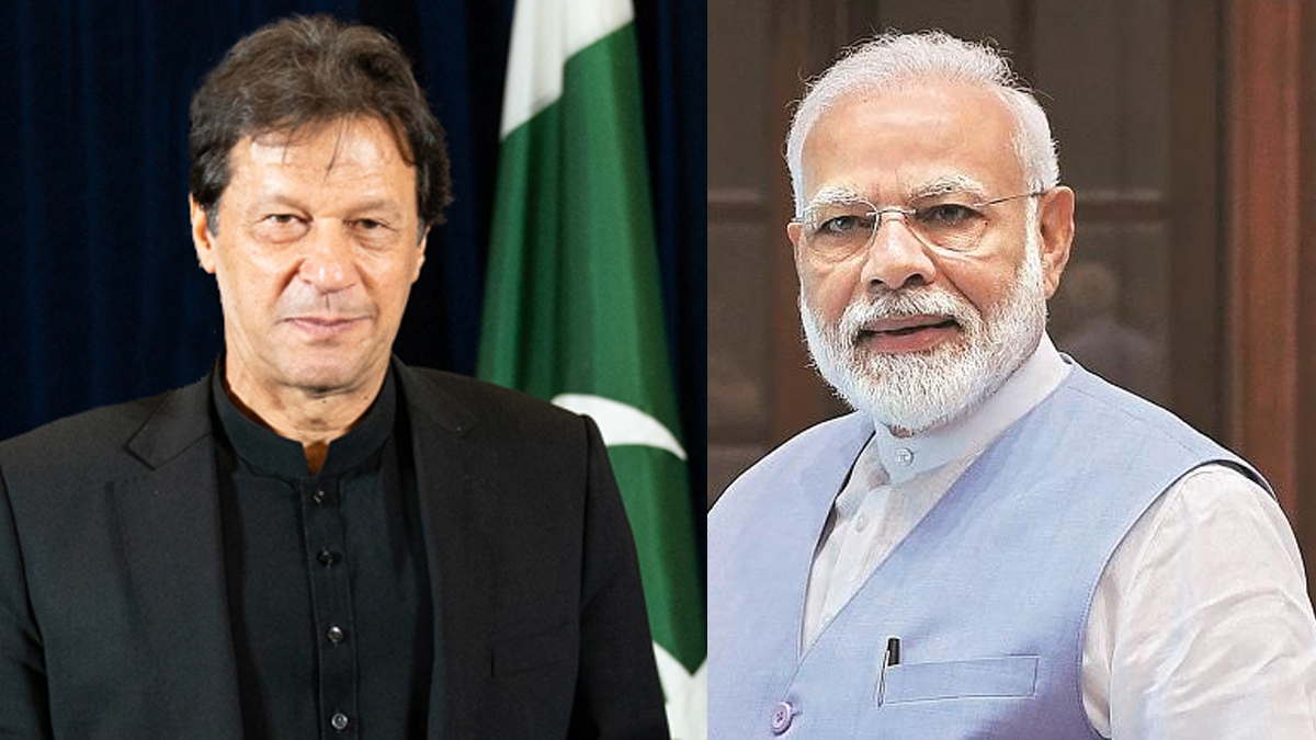 Indian premier Narendra Modi extends greetings to PM Imran Khan on Pakistan Day