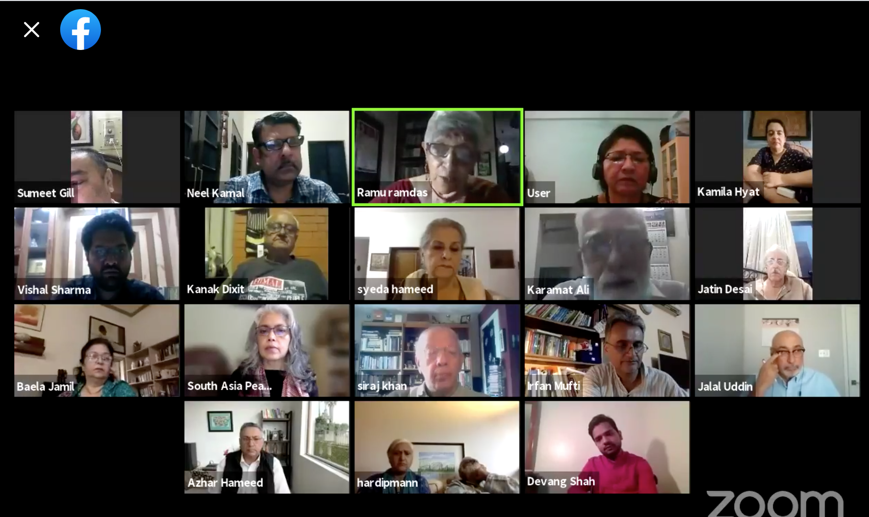 'Fighting Covid-19 requires empathy and cooperation' –  South Asia Peace Action Network