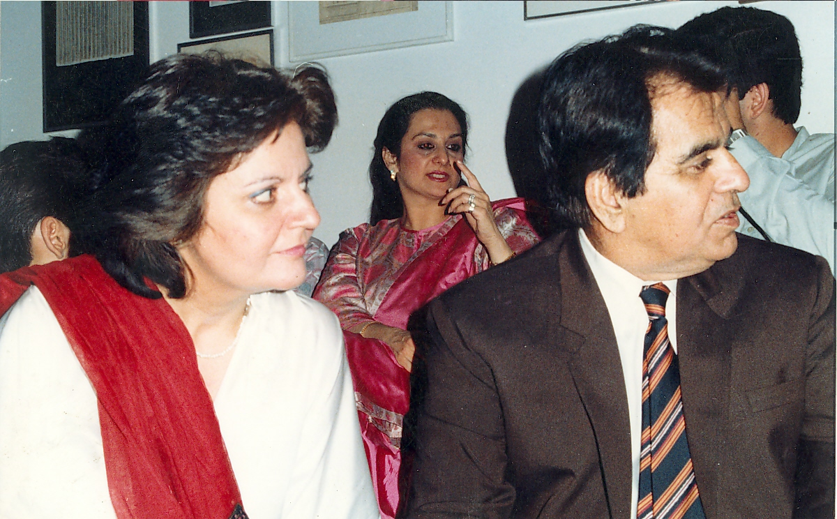 Dilip Kumar: A longing for peace